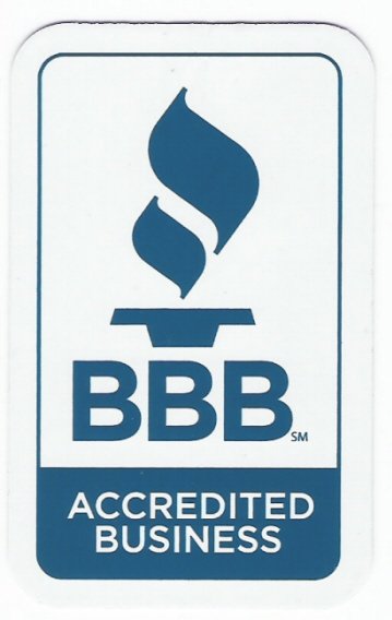 A+ BBB Rating!